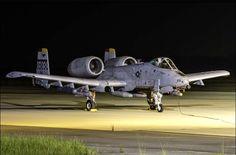 USAF A-10 Thunderbolt