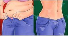 Com apenas 3 colheres por dia e vai perder gordura na barriga