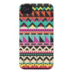 Mix #578 - Tribal iPhone 4 Case