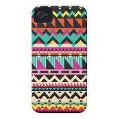 Mix #578 - Tribal iPhone 4 Case