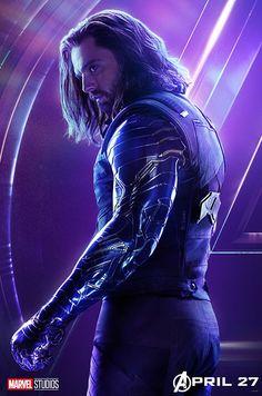 Bucky #Avengers