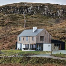 Husabost9 - The Long House - Rural Design Architects - Isle of Skye and the Highlands and Islands of Scotland