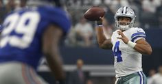 Troy Aikman: 'I really believe [the Cowboys] have something' withQB Dak Prescott