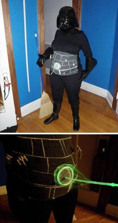 12 Craziest Pregnant Costumes -
