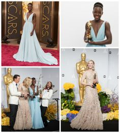 Who was your favorite at the Oscar's?  Let's revisit the red carpet scene at: http://www.focusonstyle.com/fashion/best-of-oscar-fashion-2014/