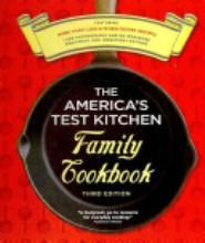 The America's Test Kitchen Family Cookbook: Cookware Rating Edition [Book]