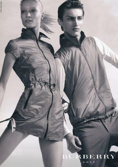burberry golf... Do it in style ;-)