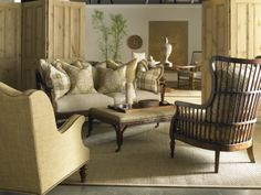 Hickory White upholstery collection {www.virginiagail.com}