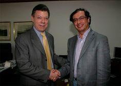 ¿Petro y Santos juntos? | Las2Orillas.CO