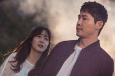 cr:KHS,Gersia Lee  FB #Kangjihwan #monster #Koreandrama #mbc Drama Korea, Korean Drama, Drama 2016, Yuri, Singing, Actors, Couple Photos, Couples, Fictional Characters