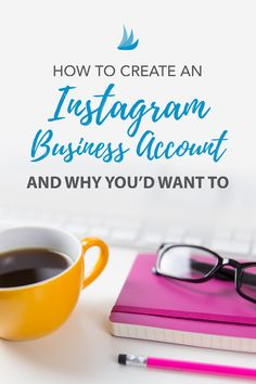 How to Create an Instagram Business Account and Why You'd Want To. Maybe you haven't yet made the leap to switching to an Instagram Business account, but the more you think about it, the more you'll convince yourself it's time. #instagrammarketing #instagrammarketingtips #instagramstrategy #marketingstrategy