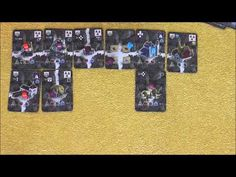 OddVille - board game, card game