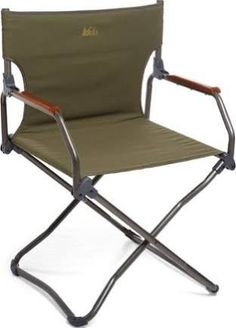 REI Kingdom Chair Army Cot Green