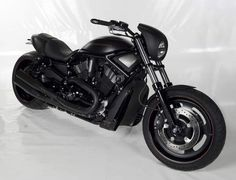 Custom Harley-Davidson Night Rod Special