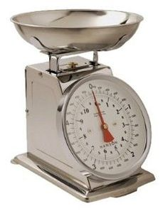 Hanson Trad 500 Kitchen Scales