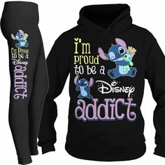 Cool lnh Stitch T-Shirts Cute Disney Outfits, Disney Themed Outfits, Disneyland Outfits, Funny Outfits, Disney Clothes, Lilo And Stitch Quotes, Lilo And Stitch Hoodie, Teen Fashion Outfits, Casual Outfits