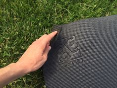 Square36 Large Yoga Mats. Available from 6'x4'-8'x6' The BIG yoga mat!! www.square36.com