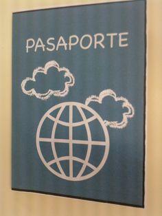 Parte de lo que hemos aprendido con este proyecto, es que para viajar a algunos países necesitamos un libro llamado pasaporte. En él aparec... Projects, India, Montessori, Children, Kids, Portugal, Homeschool, China, Geography