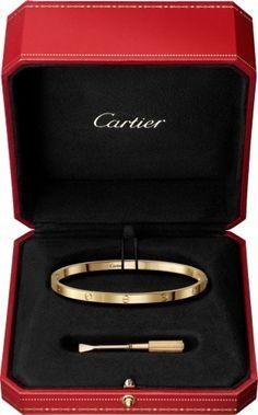 LOVE bracelet: LOVE bracelet, rose gold, set with 2 rose sapphires Bracelet Rose Gold, Bracelet Love, Bracelets Roses, Ankle Bracelets, Love Bracelets, Fashion Bracelets, Jewelry Bracelets, Jewlery, Bracelet Cartier