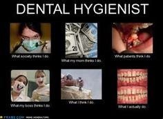 DENTAL HYGIENIST...