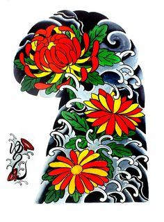 "Garyou Tensei. 108 Japanese tattoo sleeve designs by Yushi ""Hori – 109 photos | VK"