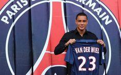 Gregory Van der Wiel (Paris SG) from Ajax, 6 million euro, 2012