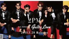 """2PM ha llegado al 1er puesto en el Oricon Daily Single Chart con su último sencillo """"Guilty Love"""", probando su explosiva popularidad en Japón. Con 57.026 copias vendidas aproximadamente, su sencill..."""