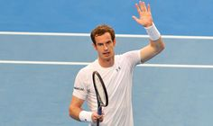 Andy Murray enjoys winning start to 2016 after beating Kenny de Schepper in Hopman Cup