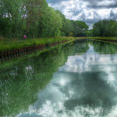 Croisière sur le Canal de Bourgogne entre Montbard et Tonnerre