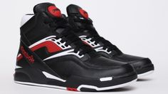 Reebok Twilight Zone Pump - Black