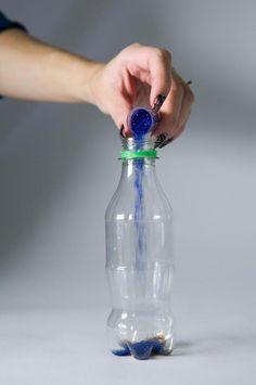 Pouco mais de R$ 5 e menos de cinco minutos são suficientes para criar o objeto