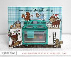 Handmade by Heather Ruwe: I Love Lawn Fawn- Day Four!