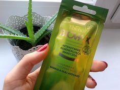Maska Biovax Bambus&Olej Avocado - saszetka 20 ml. #biovax #saszetka #maska #włosy #wypróbuj #polskiprodukt