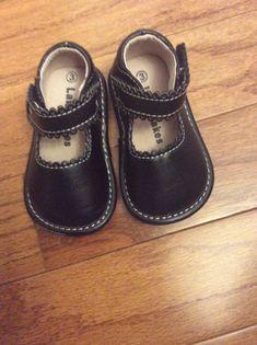 564791983c50 Laniecakes Toddler Girls Black Leather Shoe Size 3 NWOB  fashion  clothing   shoes