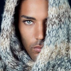 Willy Monfret - a French and Afro-Caribbean model/DJ/producer, born and raised in Paris.