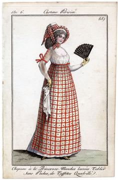 Journal des Dames et des Modes, 1797.  EVERYTHING ABOUT THIS IS AWESOME.