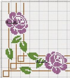 Designs in Machine Embroidery - Stitch Swag - In the Hoop Clutch - Embroidery Design Guide Cross Stitch Bird, Cross Stitch Borders, Cross Stitch Flowers, Cross Stitch Charts, Cross Stitch Designs, Cross Stitching, Cross Stitch Embroidery, Hand Embroidery, Cross Stitch Patterns