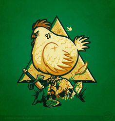 Zelda Chicken