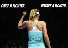 """""""Never been prouder of Maria than of today. As an athlete, she has class and integrity. Fully taking responsibility knowing the repercussions ahead. We're…"""""""