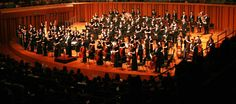 Concert with RDFZ symphony orchestra in National Center of China, 2009 French Horn, Orchestra, China, Concert, Music, Musica, Musik, Recital, Concerts