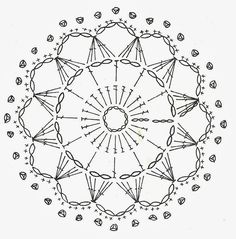 tejidos artesanales en crochet: cortina tejida en crochet
