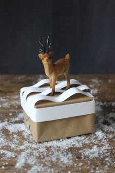 6 fun Christmas gift-wrap ideas with brown paper   Growing Spaces