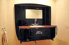 1000 images about garage sink on pinterest sinks for Man cave bathroom sink
