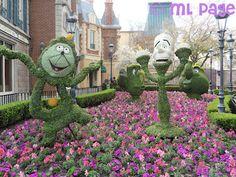 Epcot Flower and Garden Festival, Walt Disney World