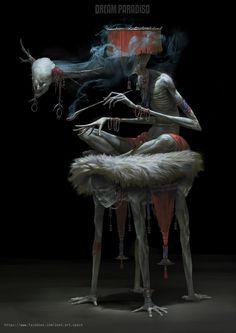 Morpheses The Portal Psychic by Zeen84 on DeviantArt