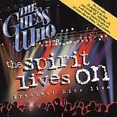 The Spirit Lives On: Greatest Hits Live by The Guess Who (CD, Mar-1998,... #HardRock