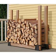 ShelterLogic LumberRack Adjustable Firewood Rack Bracket Kit-90460 at The Home Depot $14.97 ship to store free