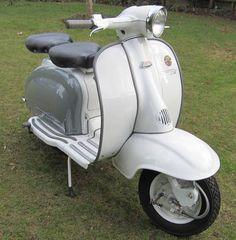 1960 Lambretta li125 £5,000