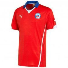 Cile Home Jersey
