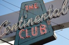 The Continental Club, located in South Austin, hosts some of the best live blues and jazz shows in the city. Here, it's all about the music. It also has a great ambiance, friendly people, and the drinks aren't too expensive! It's a must-go. #globalphile #travel #tips #destinations #usa #austin #music #venue #lonelyplanet #roadtrip2016 http://globalphile.com/city/austin-texas/